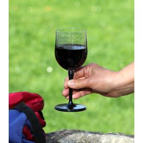 Basic Nature Outdoor Verre à vin 340ml, black